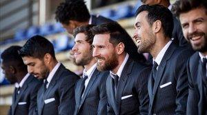 Las 'vacas sagradas' azulgrana serán juzgadas mañana en el Camp Nou