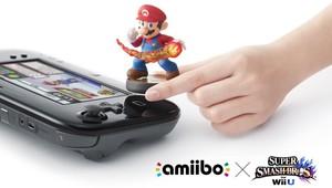 Les figures Amiibo per a Wii U.