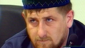 El líder checheno, Ramsan Kadyrov.