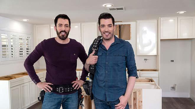 'Los gemelos reforman dos veces', el nuevo programa de los hermanos Scott.