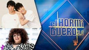Los Javis y Paca La Piraña, creadores y protagonista de 'Veneno', entre los invitados de 'El hormiguero' la próxima semana.