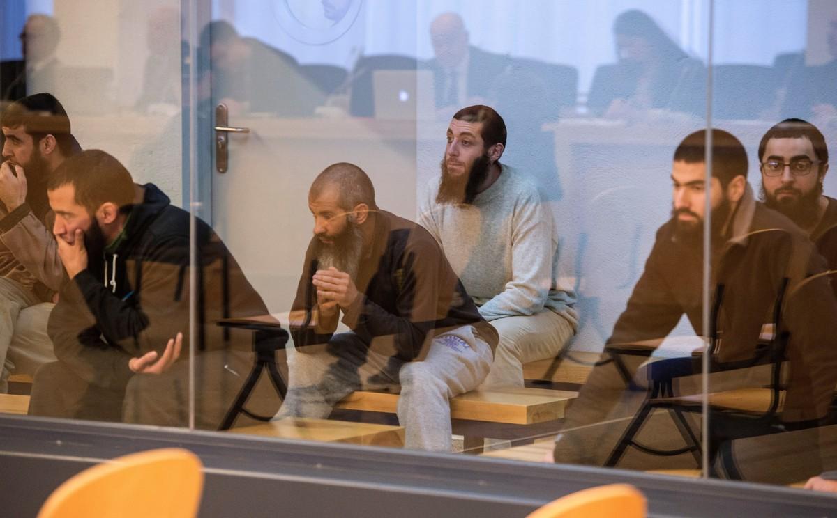 La operación Caronte se salda con penas de hasta 12 años de cárcel