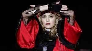 Una imagen de archivo de Madonna.