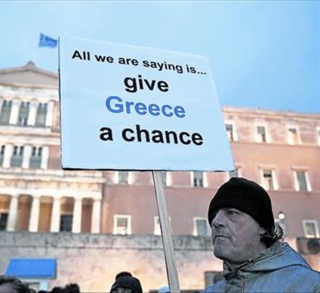 Desde Ítaca, Alexis Tsipras anuncia el