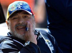 El campeón del mundo con Argentina en México 1986 y ahora entrenador de Gimnasia y Esgrima La Plata.