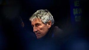 Setién perfila un «pla» per seguir la ratxa al Bernabéu