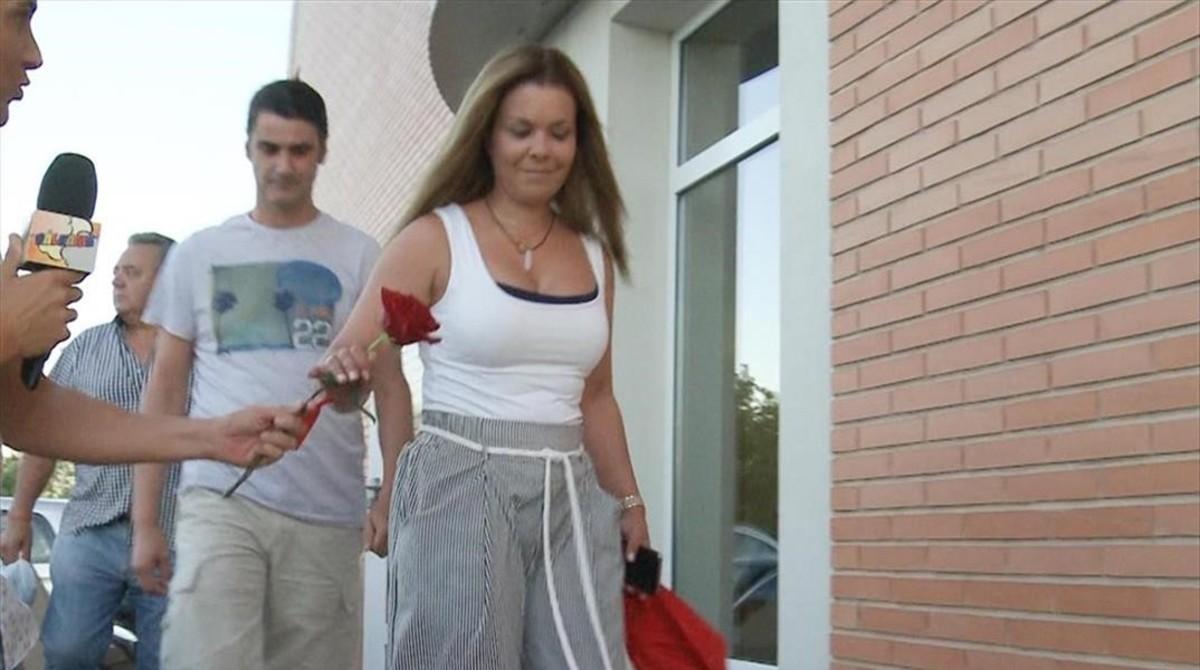 María José Campanario, en una imagen de septiembre del 2017, ya recuperada.