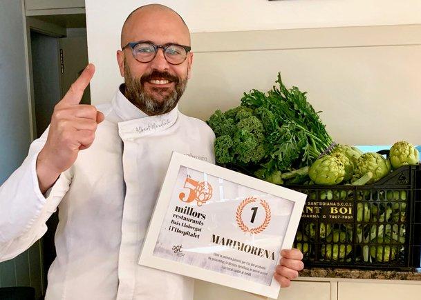 El Marimorena, escollit millor restaurant del Baix Llobregat i l'Hospitalet