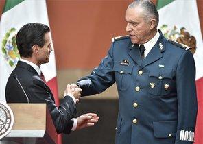 Detingut als EUA l'exsecretari de la Defensa de Mèxic