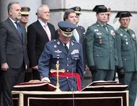 El nou JEMAD reclaca que les Forces Armades han de defensar la sobirania i la integritat d'Espanya