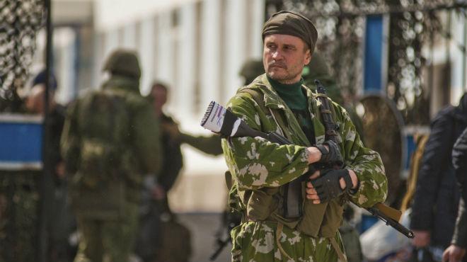 Creix la tensió després de ladhesió de Crimea a Rússia.