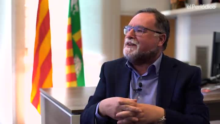 El minuto indiscreto de Francesc Juzgado, alcalde de Parets del Vallès.