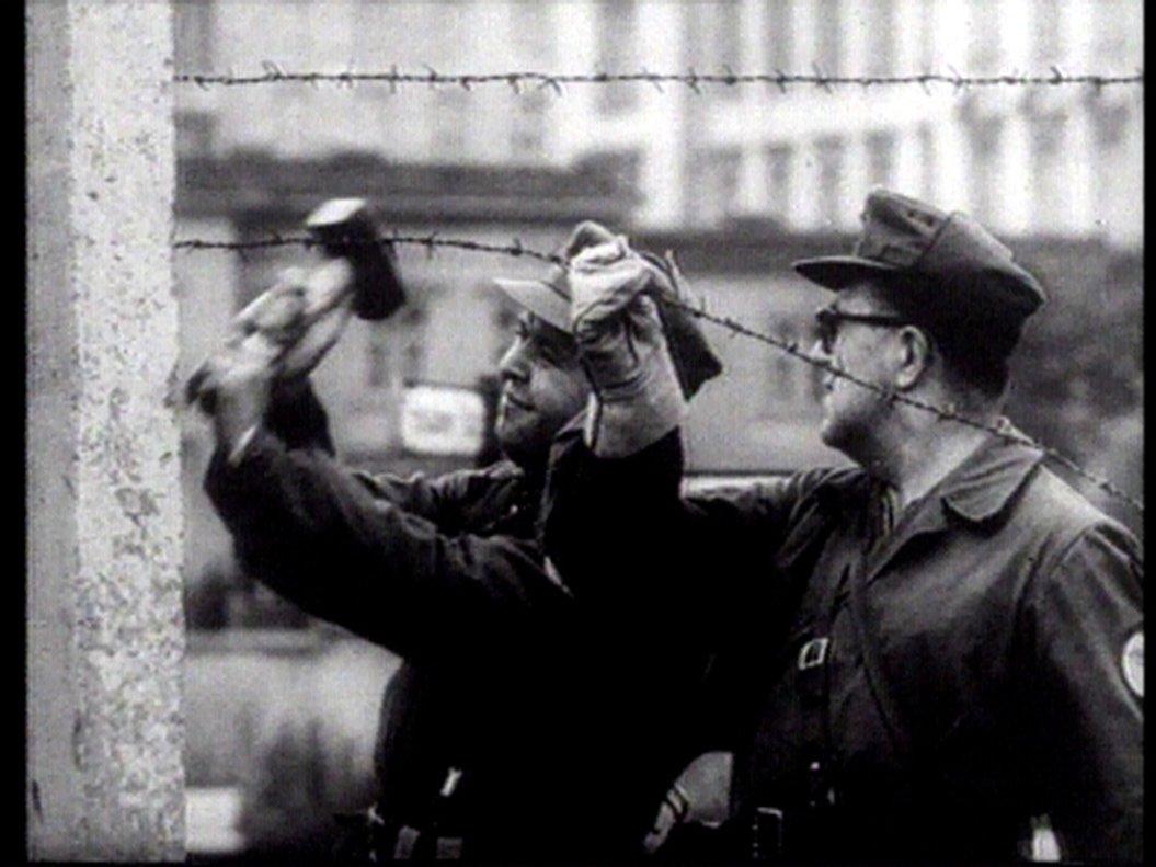 Hace 30 años que cayó el muro de Berlín.