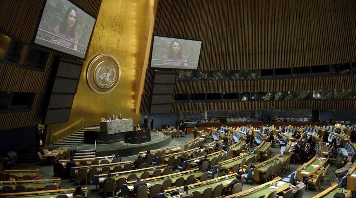 EEUU descafeína una resolución de la ONU sobre violación como arma de guerra