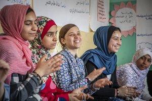 Terrassa y Hebrón: escuelas hermanadas