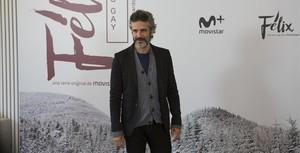"""Leonardo Sbaraglia: """"El protagonista de 'Félix' és tan bonic que no vaig poder dir que no"""""""