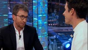 """Pablo Motos recuerda el aparatoso accidente que sufrió: """"Caí por un puente"""""""