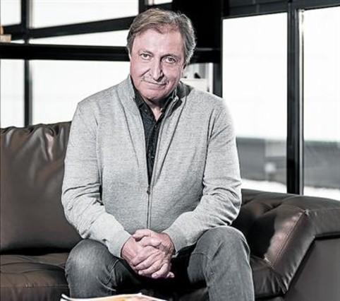 El periodista Paco Lobatón.
