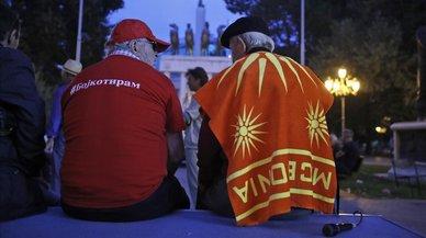 Las heridas abiertas de Macedonia