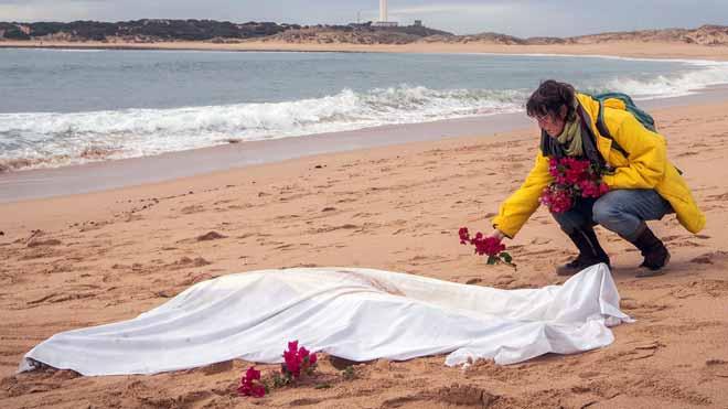 Les 769 morts d'immigrants en pastera aquest any davant Espanya tripliquen les del 2017