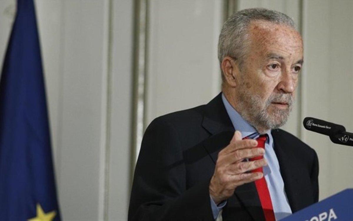 El sociólogo que asesoró a Jose María Aznar y Mariano Rajoy, Pedro Arriola.