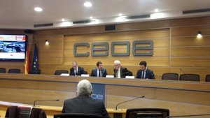 Presentación del estudio sobre la situación de la pyme en España