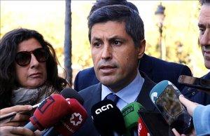 El presidente de SCC, José Rosiñol.