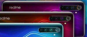 Realme anuncia la sèrie 6 de 'smartphones'
