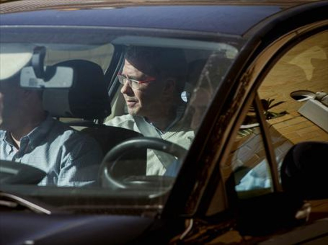 Relación con Francisco Granados 8 El exdirigente del PP madrileño, detenido en octubre del 2014.