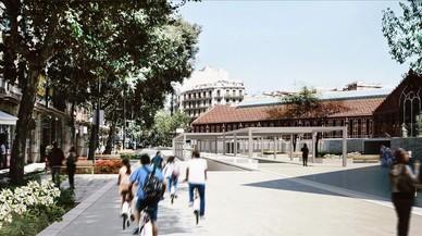 La estrategia de las supermanzanas afronta la prueba de fuego en Sant Antoni