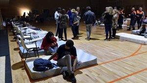 Nadal ofereix el seu centre esportiu per als afectats de les inundacions a Mallorca