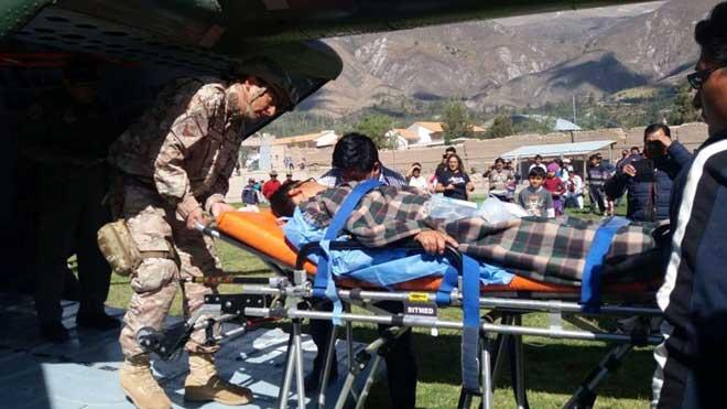Funeral tràgic al Perú: 10 persones moren intoxicades després d'assistir a una vetlla
