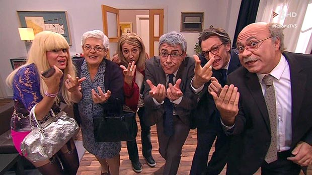 L'ADN de Puigdemont es manifesta