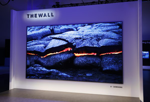 Nuevo televisor modular The Wall, de Samsung