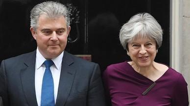Año nuevo, viejos problemas para Theresa May