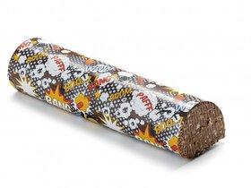 El de praliné de almendras con chocolate y petazeta es uno de los originales turrones de Vallflorida Xocolaters.