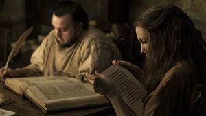 Una escena de la exitosa serie de HBO Juego de tronos.