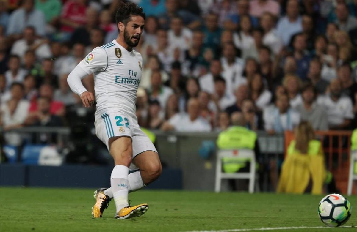 Isco treu d'un altre problema el Madrid (2-0)