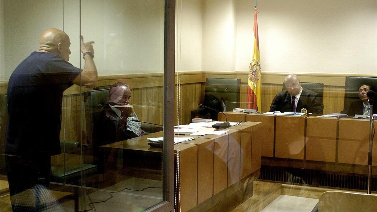 Quinze presos d'ETA, últim nucli dur a les presons
