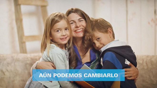 Unicef pide al nuevo Gobierno una mayor conciliación familiar en la campaña #PorlaconciliaciónReal.