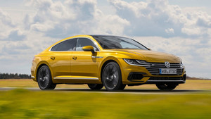 El Volkswagen Arteón, afectado por un fallo de sensores diésel.