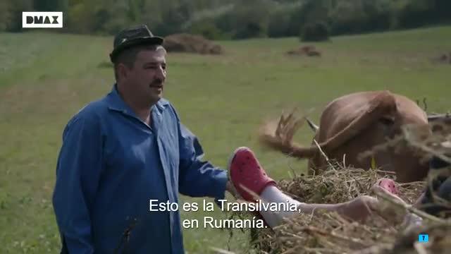 Video de promoción de la nueva aventura de Frank Cuesta en Transilvania.