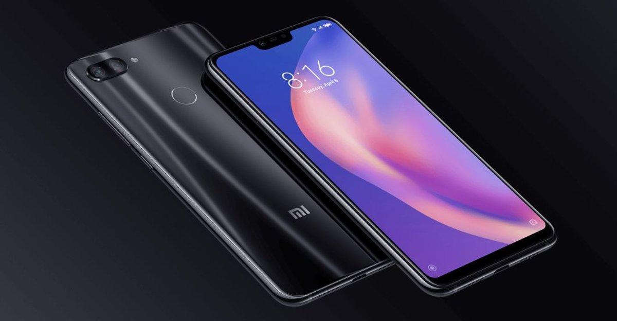 Xiaomi mi8 lite negro