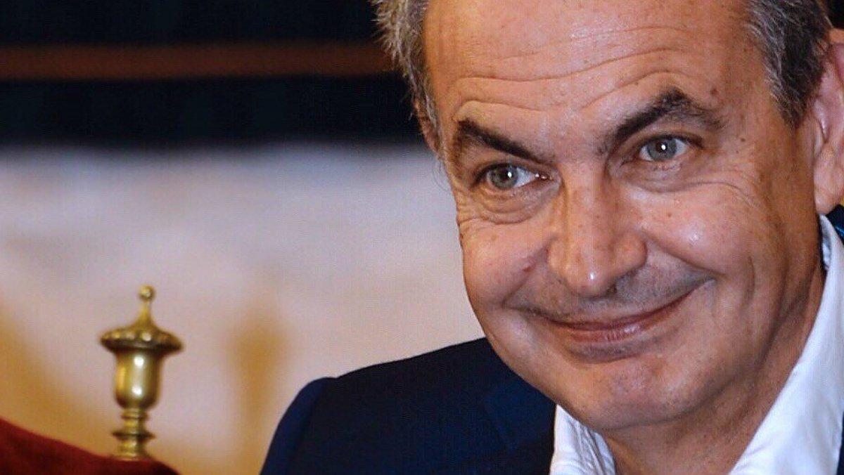 Zapatero, contrari al 155 i a vincular Catalunya i violència