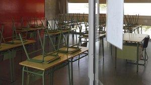 Educació planteja iniciar la preinscripció per via telemàtica l'11 de maig