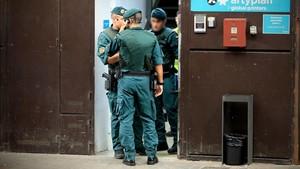 La Guàrdia Civil investiga la via eslovena per a Catalunya des de fa mesos