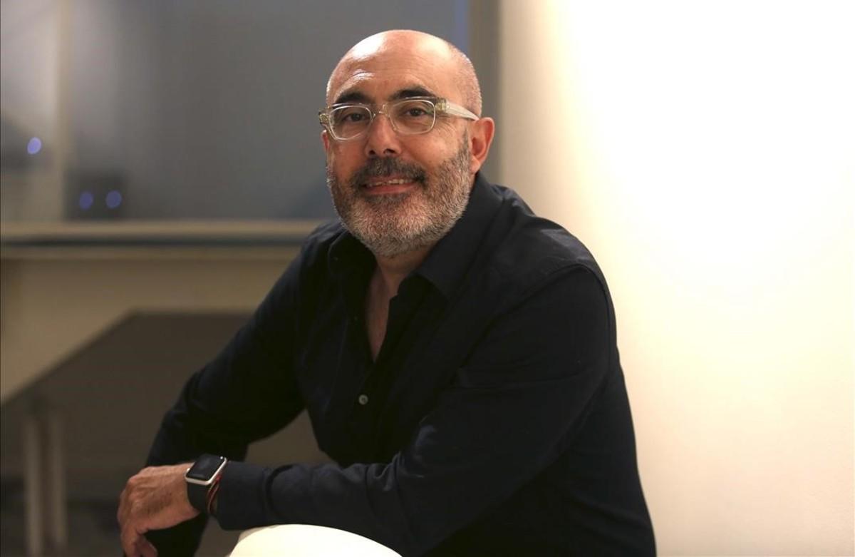 "Fernando Botella: ""La máquina no viene a esclavizarnos, sino a liberarnos"""