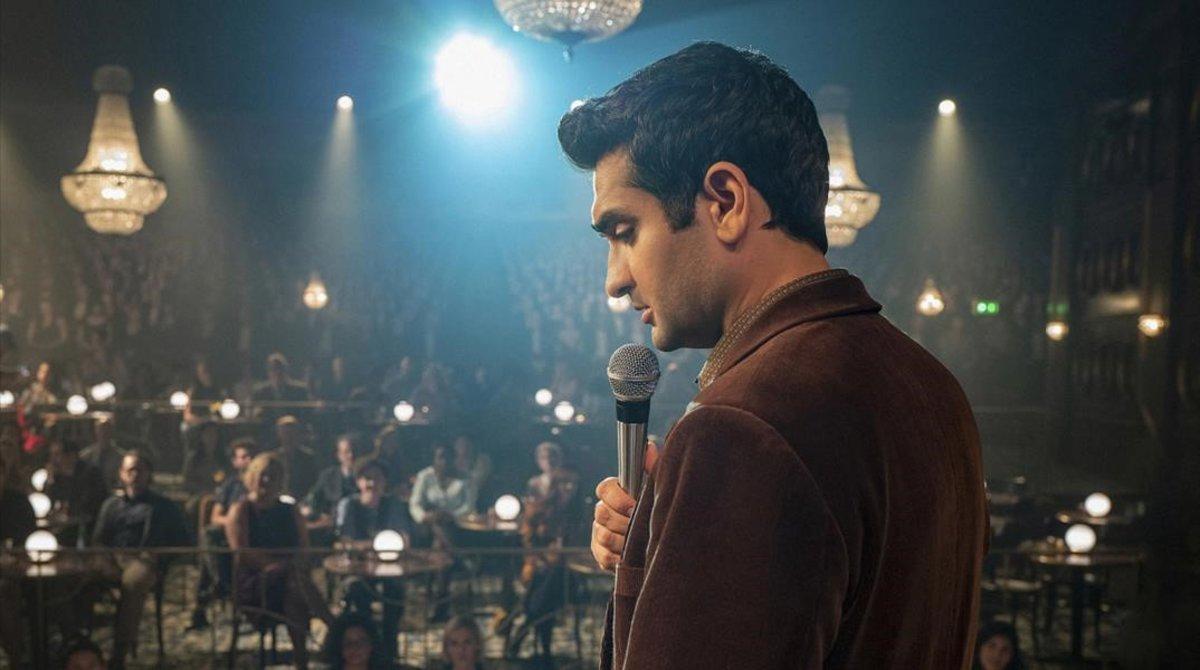 Kumail Nanjiani, en el episodio que abre hoy la nueva 'The twilight zone'.