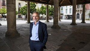 """Josep Mayoral: """"El meu projecte és de ciutat, no de partit"""""""