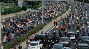Així t'afectarà la vaga general del 18 d'octubre a Catalunya
